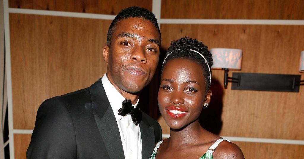 Lupita Nyong'o Remembers Co-Star & Friend Chadwick Boseman In Touching Tribute