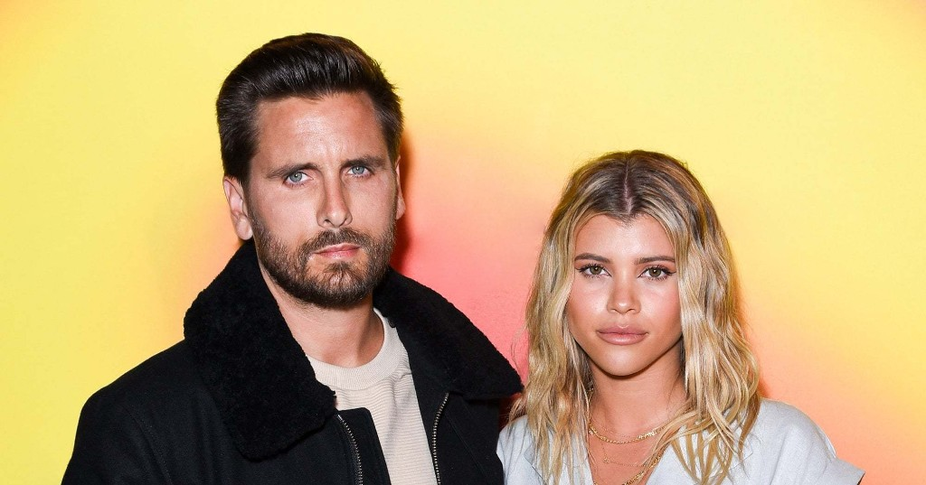 """Scott Disick Sofia Richie Reportedly """"On A Break"""" After Almost 3 Years Together"""