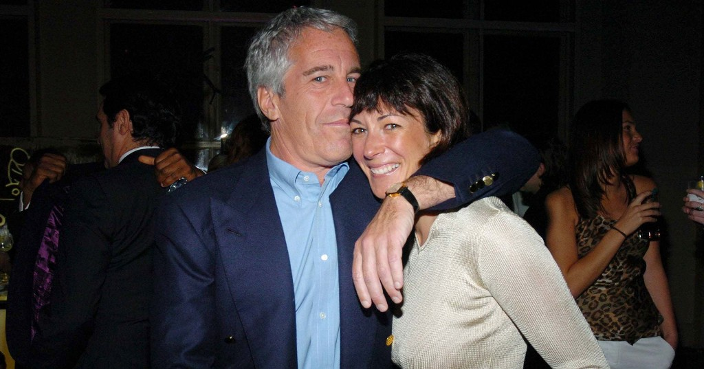 Ghislaine Maxwell Arrested By FBI In Connection With Jeffrey Epstein Sex Trafficking