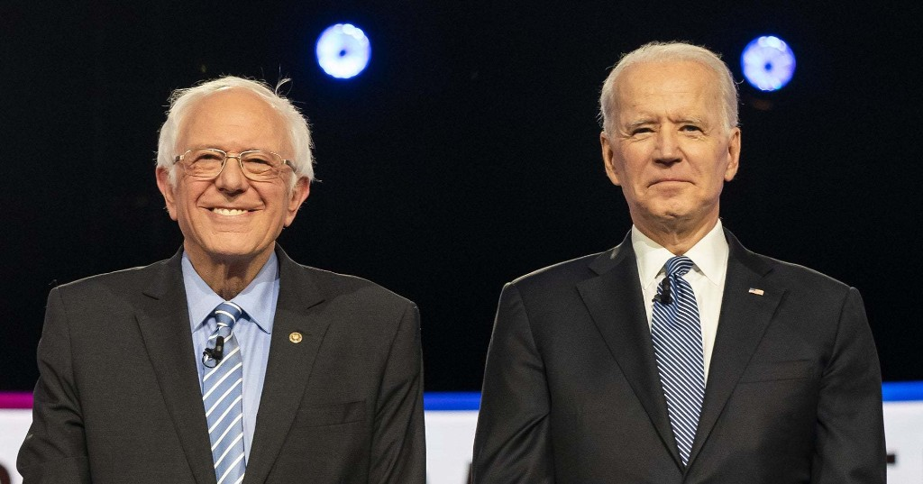 Why Bernie Sanders Is Staying On The Ballot What It Means For Biden