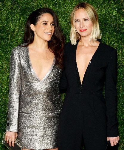 Meghan Markle's BFF Claims Becoming A Royal Hasn't Changed Her At All