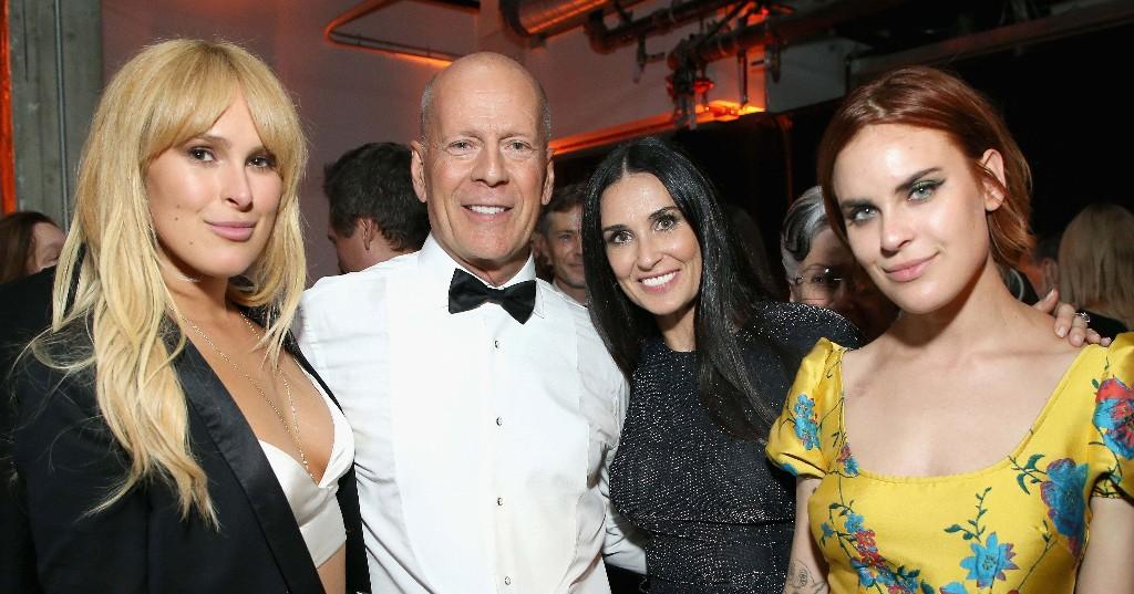 Bruce Willis Shaved His Daughter's Head In Quarantine — It's Stunning