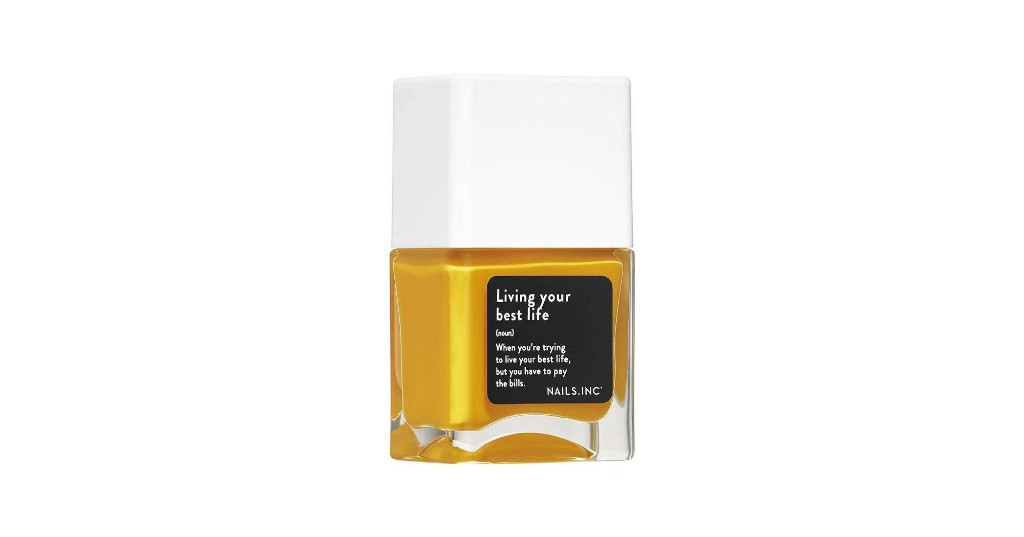 7 Yellow Nail Polishes That Are Like Sunshine In A Bottle