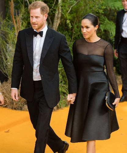 Turns Out Disney Apparently Wasn't The Only Place Harry & Meghan Pitched For Work
