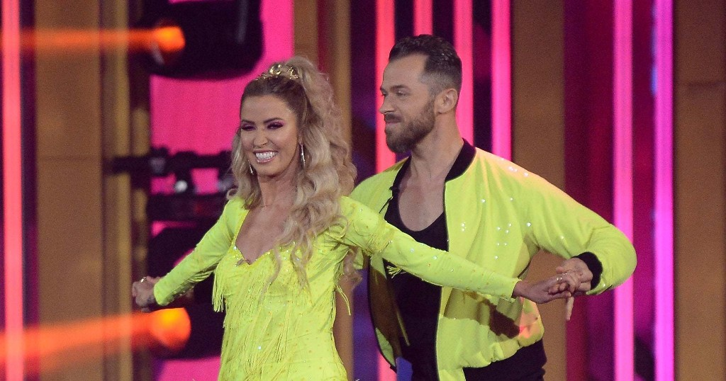 There Could Have (& Maybe Should Have) Been A Lot More Bachelor Shade On DWTS Last Night