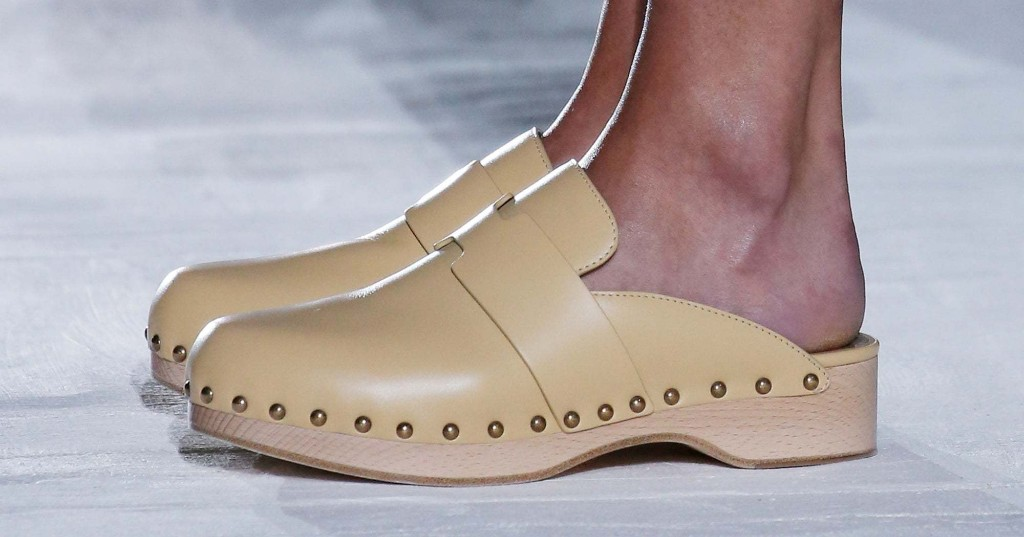 It's Official: We Are In The Golden Age Of Clogs