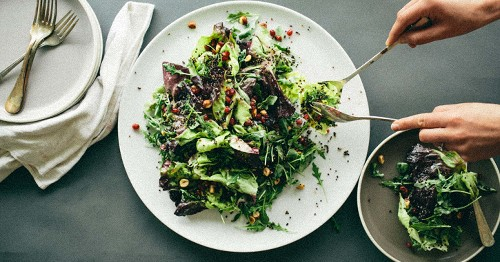 7 Winter Salads To Warm Your Heart ( Your Soul)