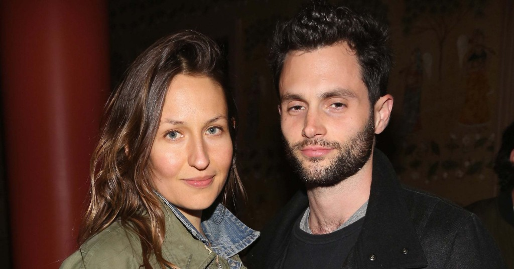 Penn Badgley & Domino Kirke Welcome Their First Child With Placenta Heart Instagram
