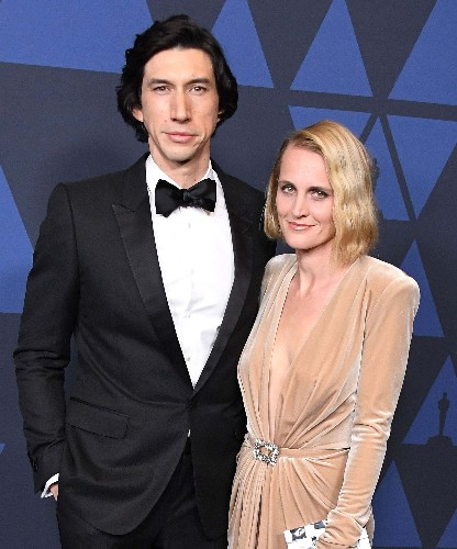 Adam Driver's Wife Joanne Tucker Is A Total Badass