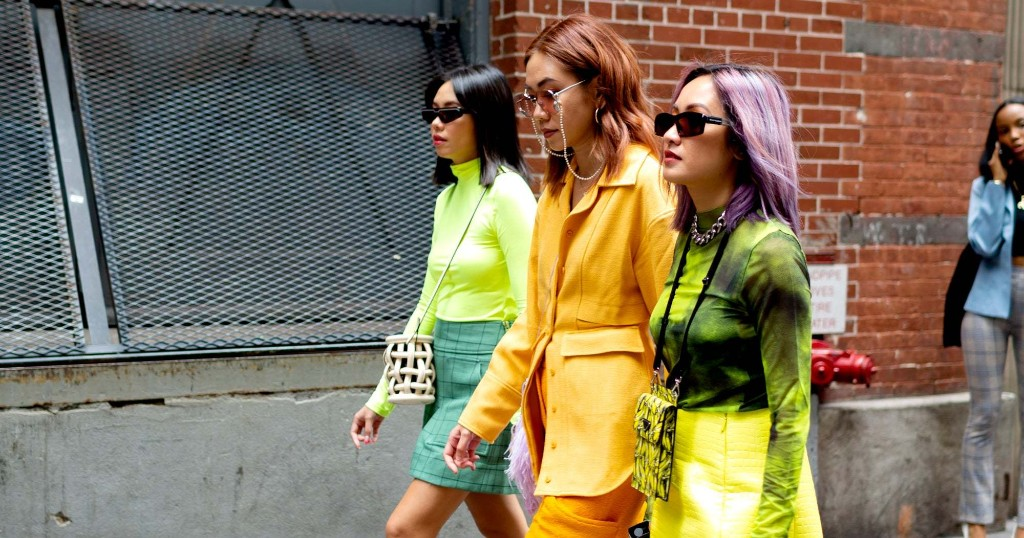 NYFW Street Style Has Hit Peak Comfy Levels