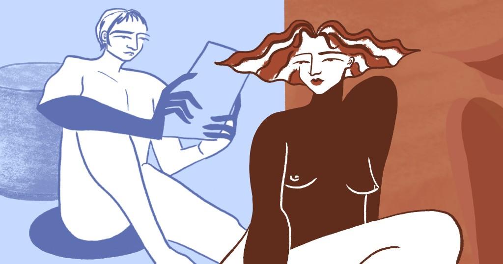 Unser Sexleben war fantastisch – dann kam die Zeit der Selbst-Isolation