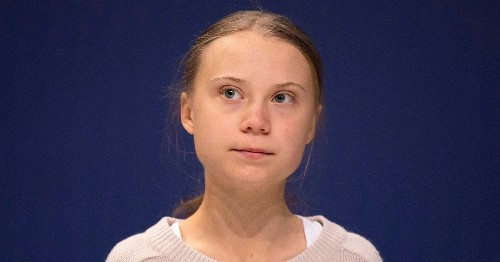 At 16, Greta Thunberg Is TIME's 2019 Person Of The Year