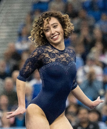 Viral Gymnast Katelyn Ohashi Bares All For ESPN's The Body Issue