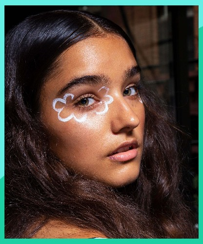 Cloud Eye Makeup Is The Cool-Girl Trend We've Been Waiting For