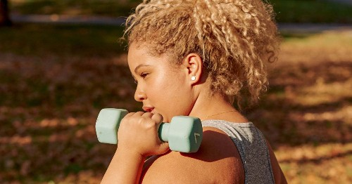 The Beginner Arm Workout You Can Do At Home