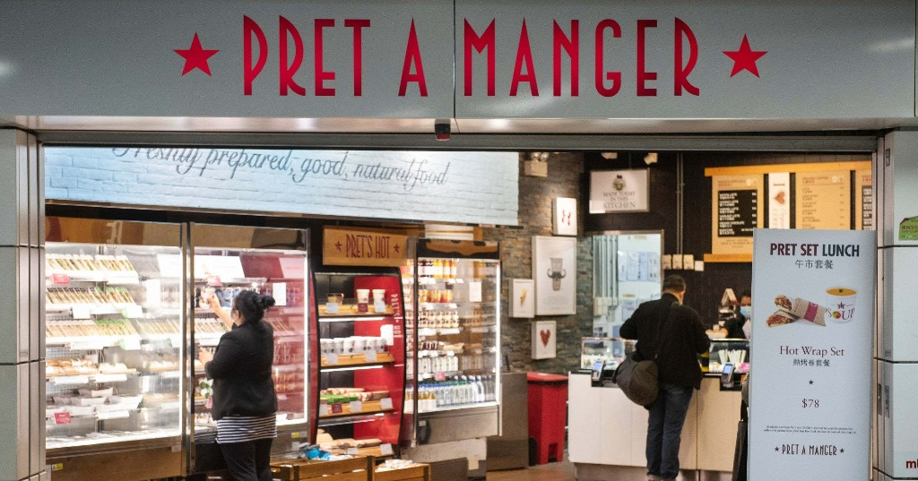 Missing Pret? Then Check Out The Recipes They're Sharing Online