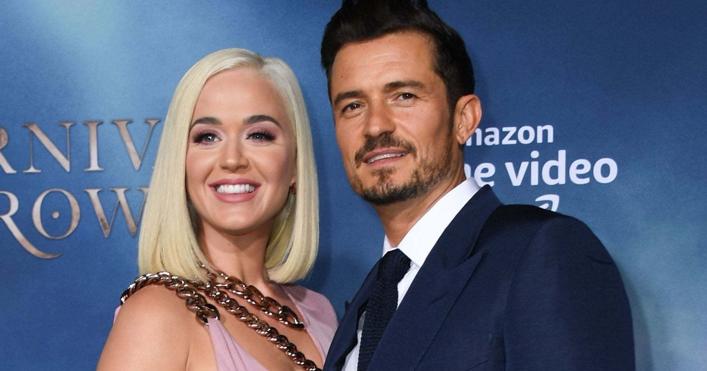 It's A Girl For Katy Perry Orlando Bloom