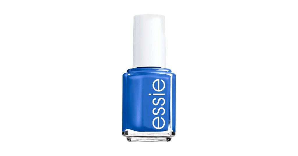 9 Blue Nail Polishes To Dive Into This Summer