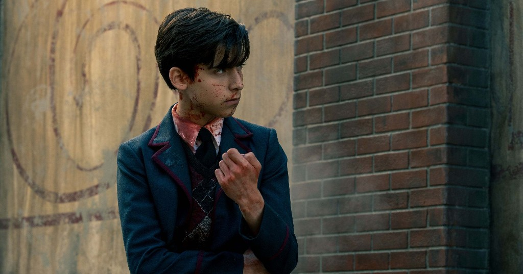 Five's Ancient Greek Is The Key Everything On 'The Umbrella Academy'