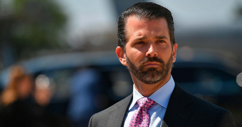 """Health Expert Don Jr. Says COVID Deaths Are """"Almost Nothing"""" On A Day 1,000 Americans Died"""