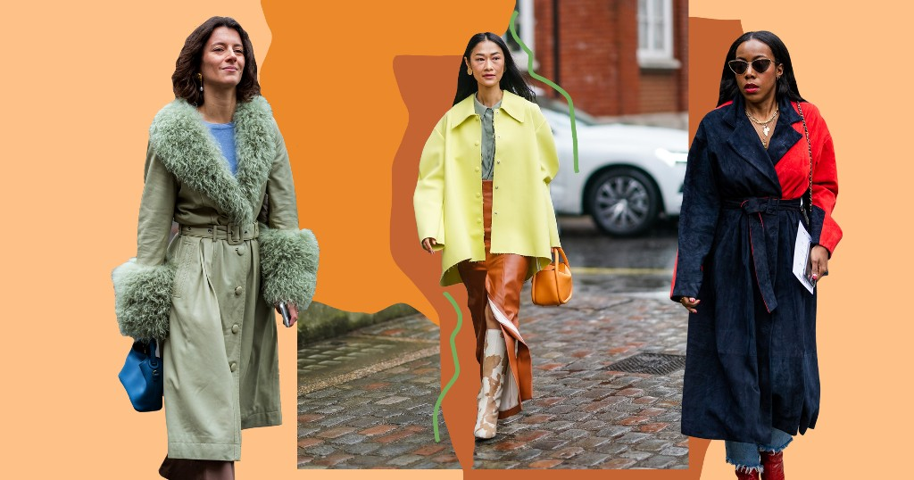 The 5 Major Coat Trends We Saw At London Fashion Week