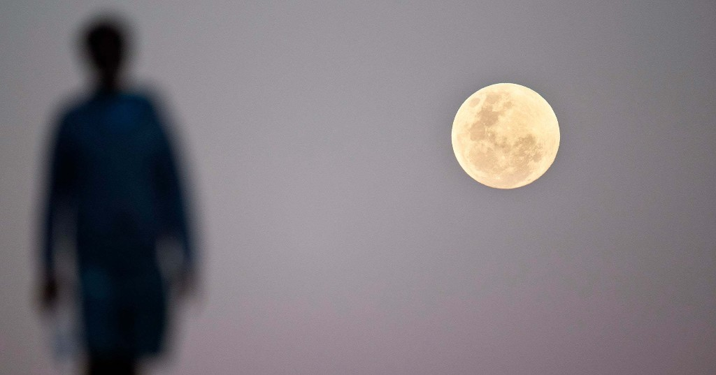 So, How Long Until We Can Drink Moon Water?