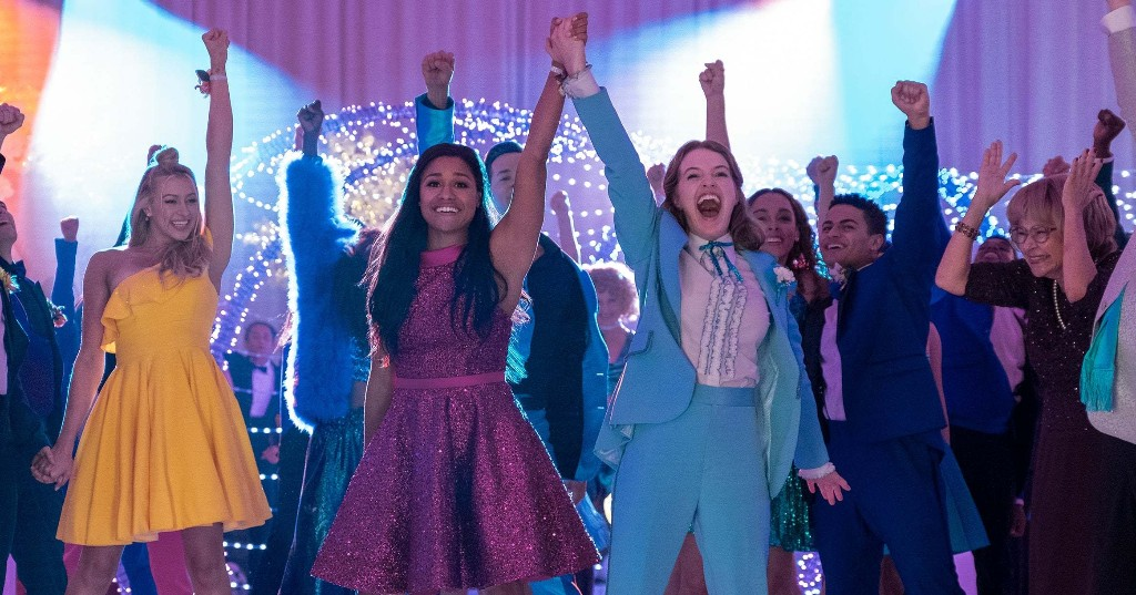 Netflix Wants To Take You To The Prom, Even If You Missed Yours