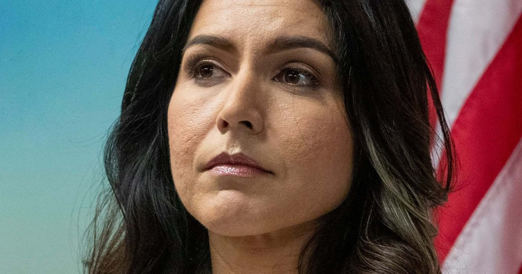 Tulsi Gabbard Is Backing A Ballot Harvesting Ban Tied To A Right-Wing Conspiracy