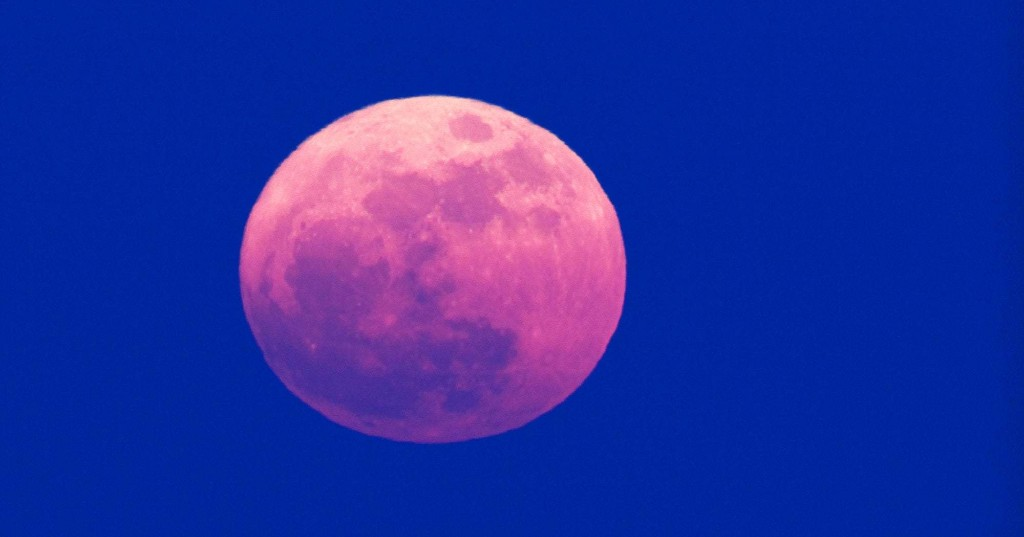 The Super Pink Moon In Libra Is Good News For Your Relationships