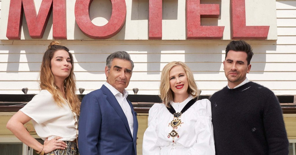 The Emmys Almost Banned Schitt's Creek For The Weirdest Reason