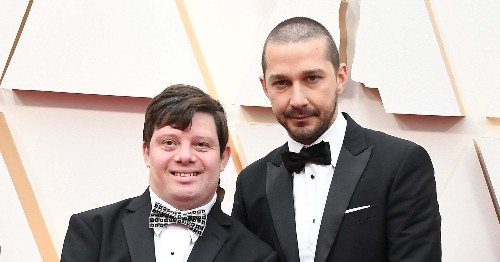 The Sweet Story Behind Shia LaBeouf's Oscars Date