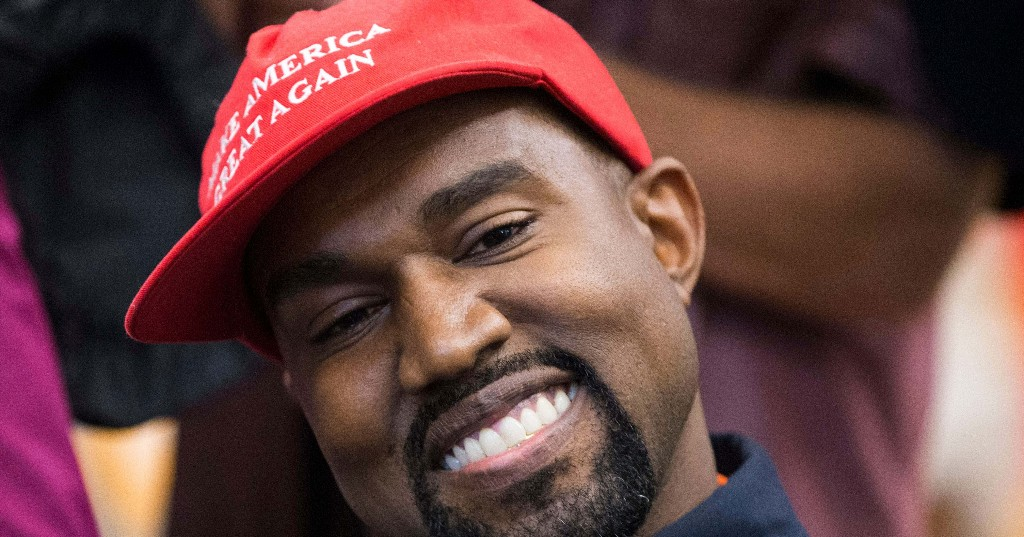"""Can Kanye West Actually Run For President Under The """"Birthday"""" Party?"""