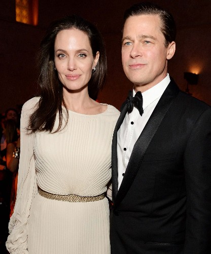 Angelina Jolie Gave A Shocking Update On Her & Brad Pitt's Relationship