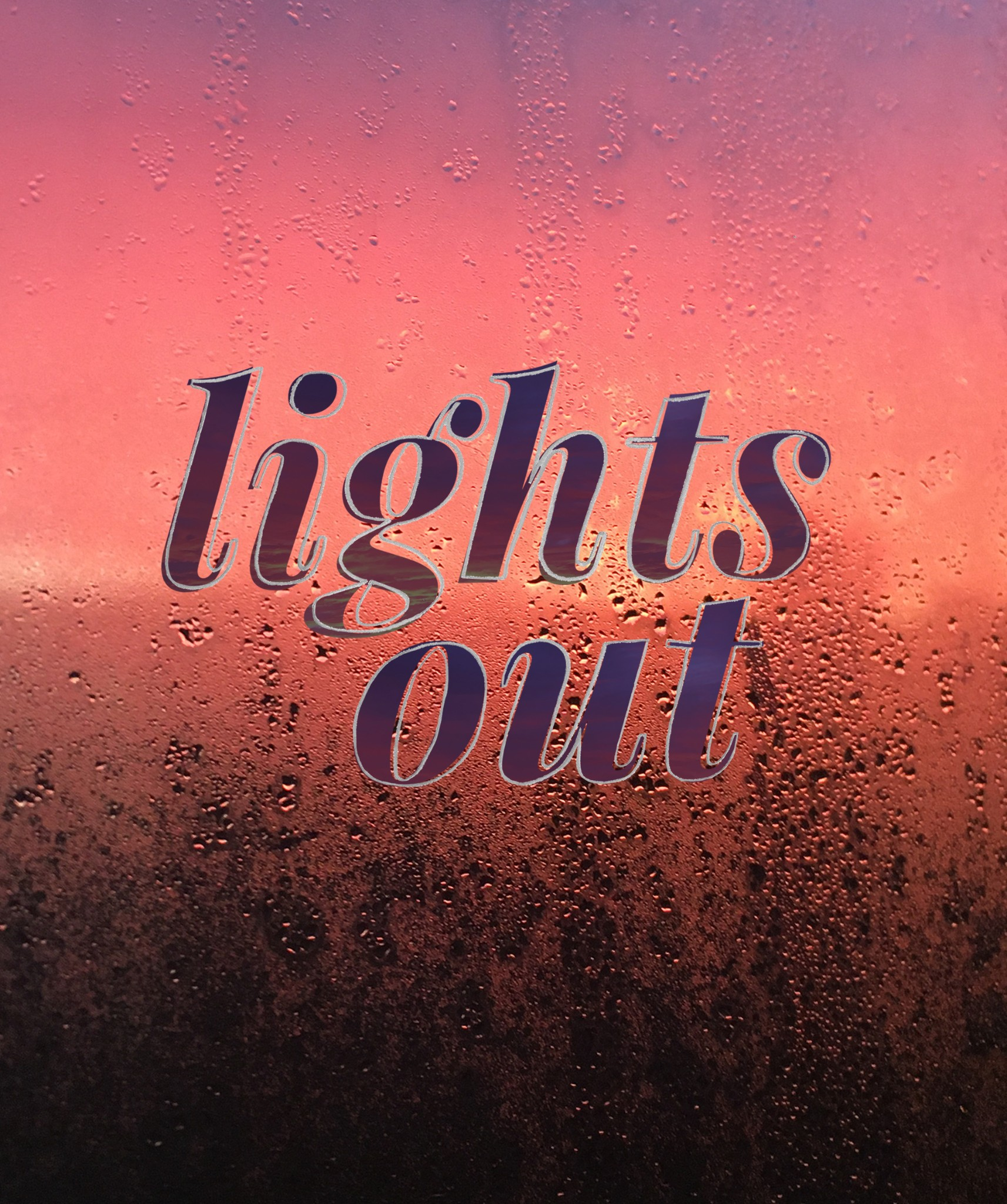 Lights Out - cover