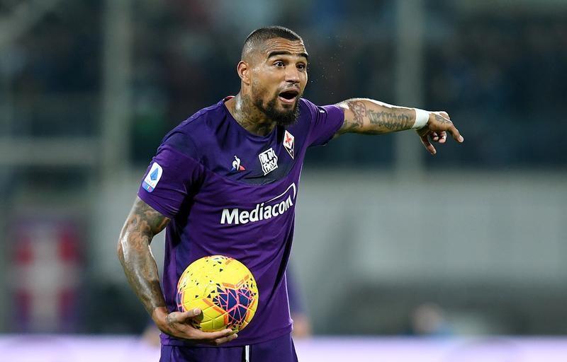 Fiorentina's Boateng moves to Berlusconi's Monza