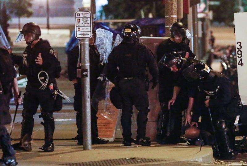 How U.S. Justice Department disarmed its police reform effort
