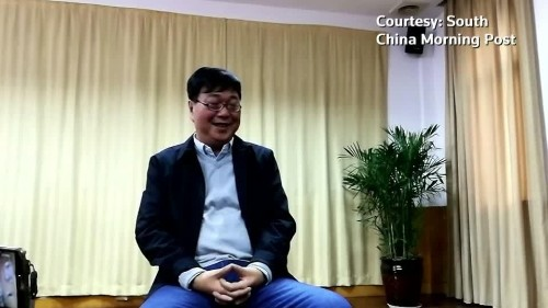 Chinese court gives Gui Minhai, Hong Kong bookseller, 10 years in jail   Reuters Video