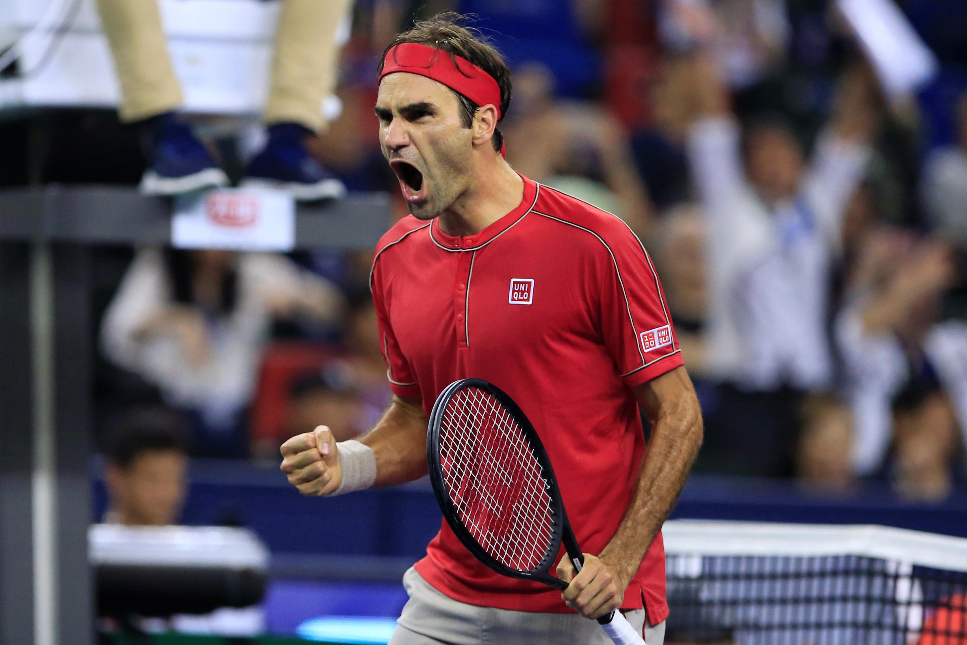 Tennis: Ruthless Federer obliterates Albot to reach Basel quarter-finals