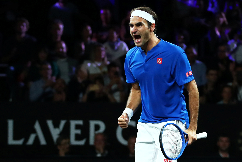 ATP roundup: Federer, Team Europe grab Laver Cup lead
