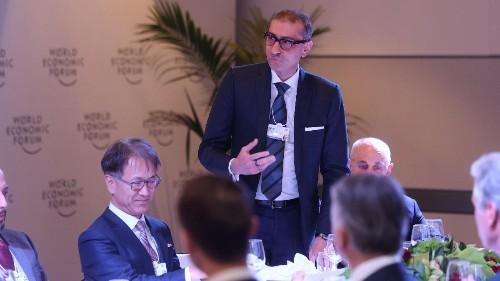 Davos 2020: Nokia CEO talks 5G revolution   Reuters Video
