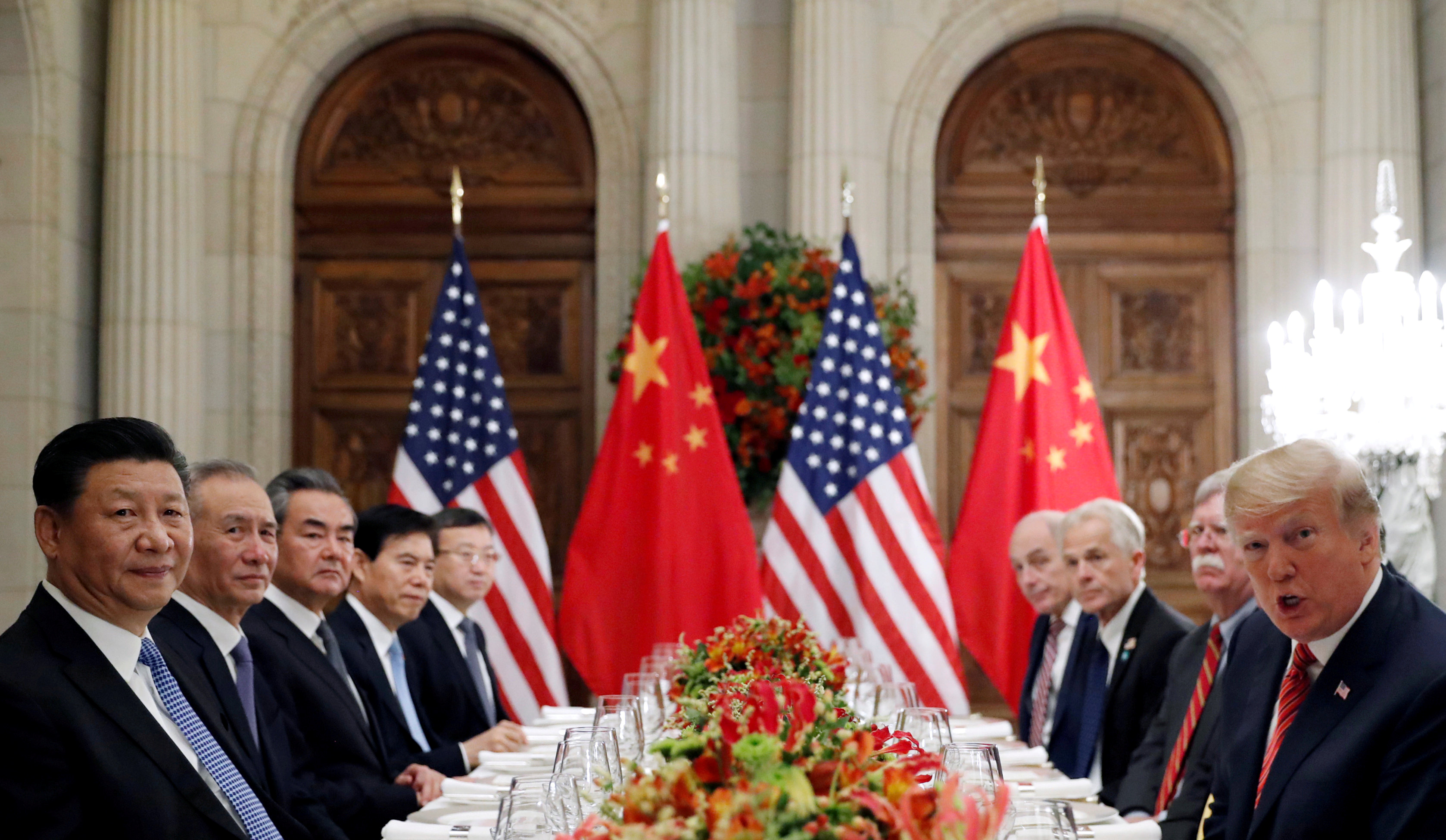 Trump won't soften hardline on China to make trade deal: advisers