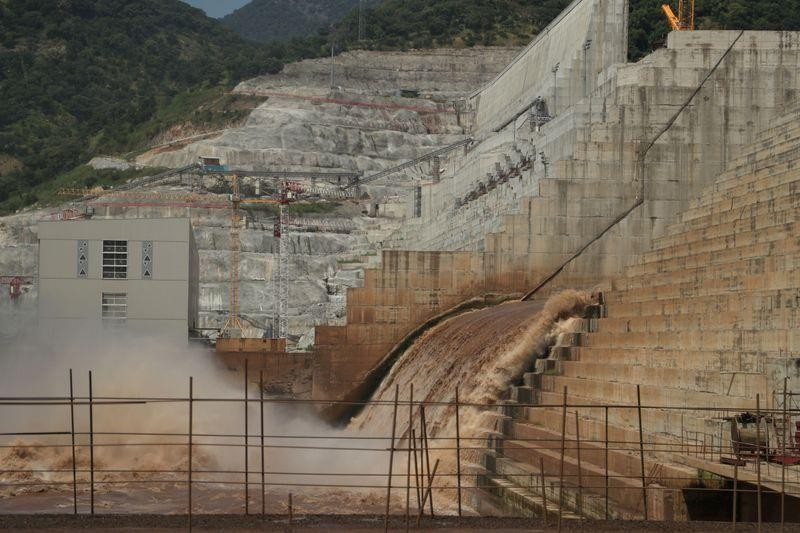 Three-way talks on Blue Nile dam dispute to resume Tuesday