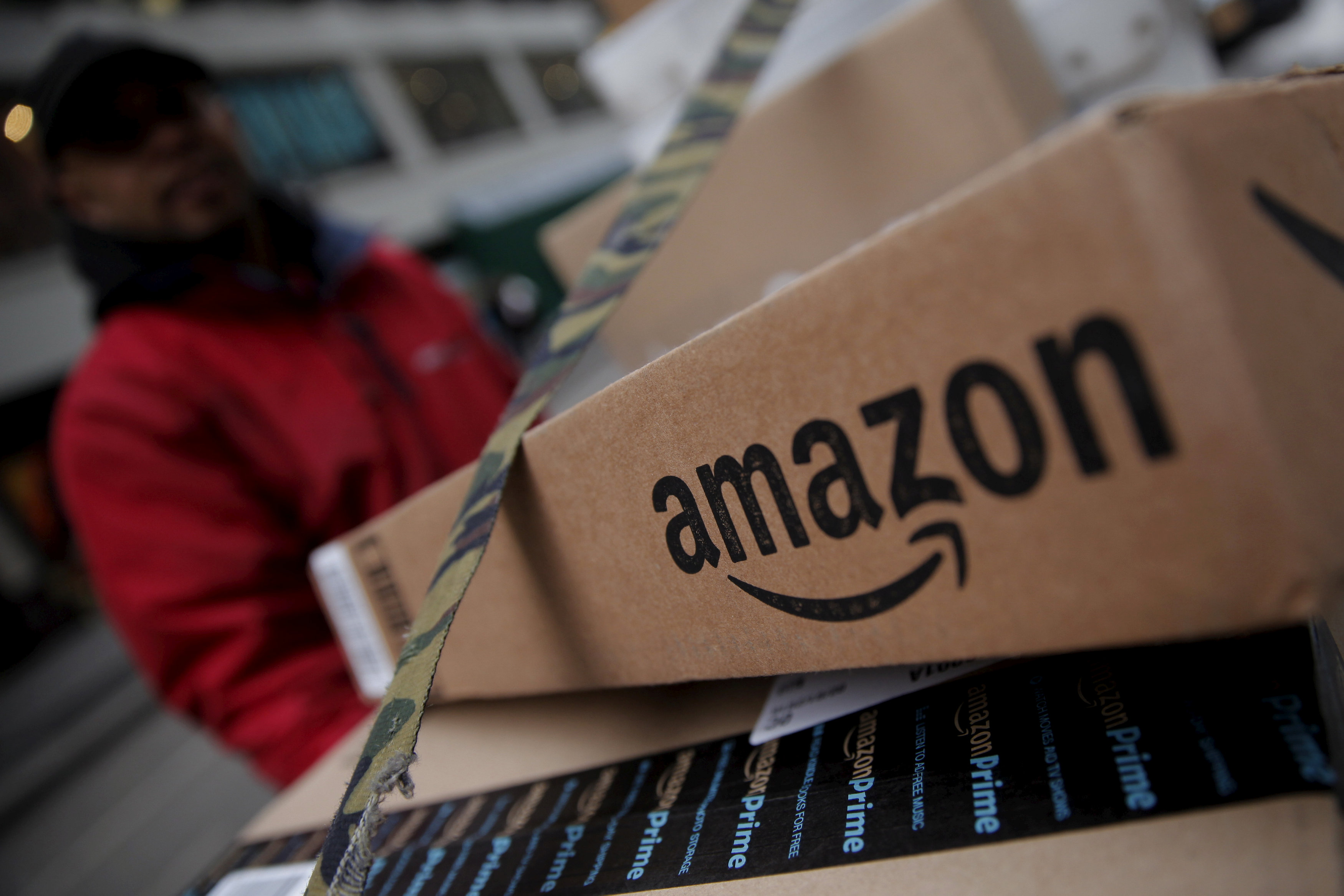 Amazon shares fall 6 percent as Trump renews attack