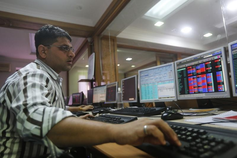 NIfty, Sensex track broader Asia lower, data breach report drags Dr Reddy's