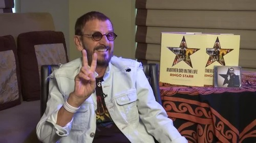 Ringo Starr brings The Beatles back together in new recording | Reuters Video