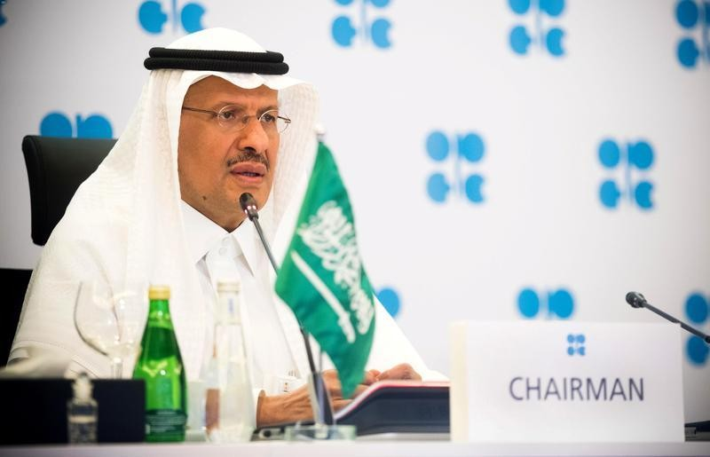 World should look at all options to reduce emissions, Saudi energy minister says