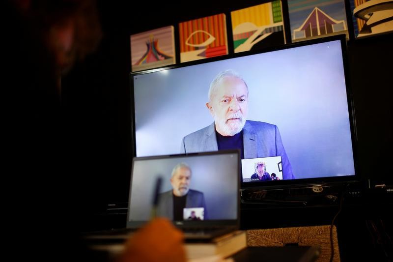 Exclusive: Brazil's Lula says he will back anyone who can take on Bolsonaro