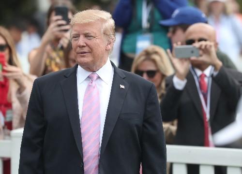 U.S. President Trump to visit UK in June: Sky News