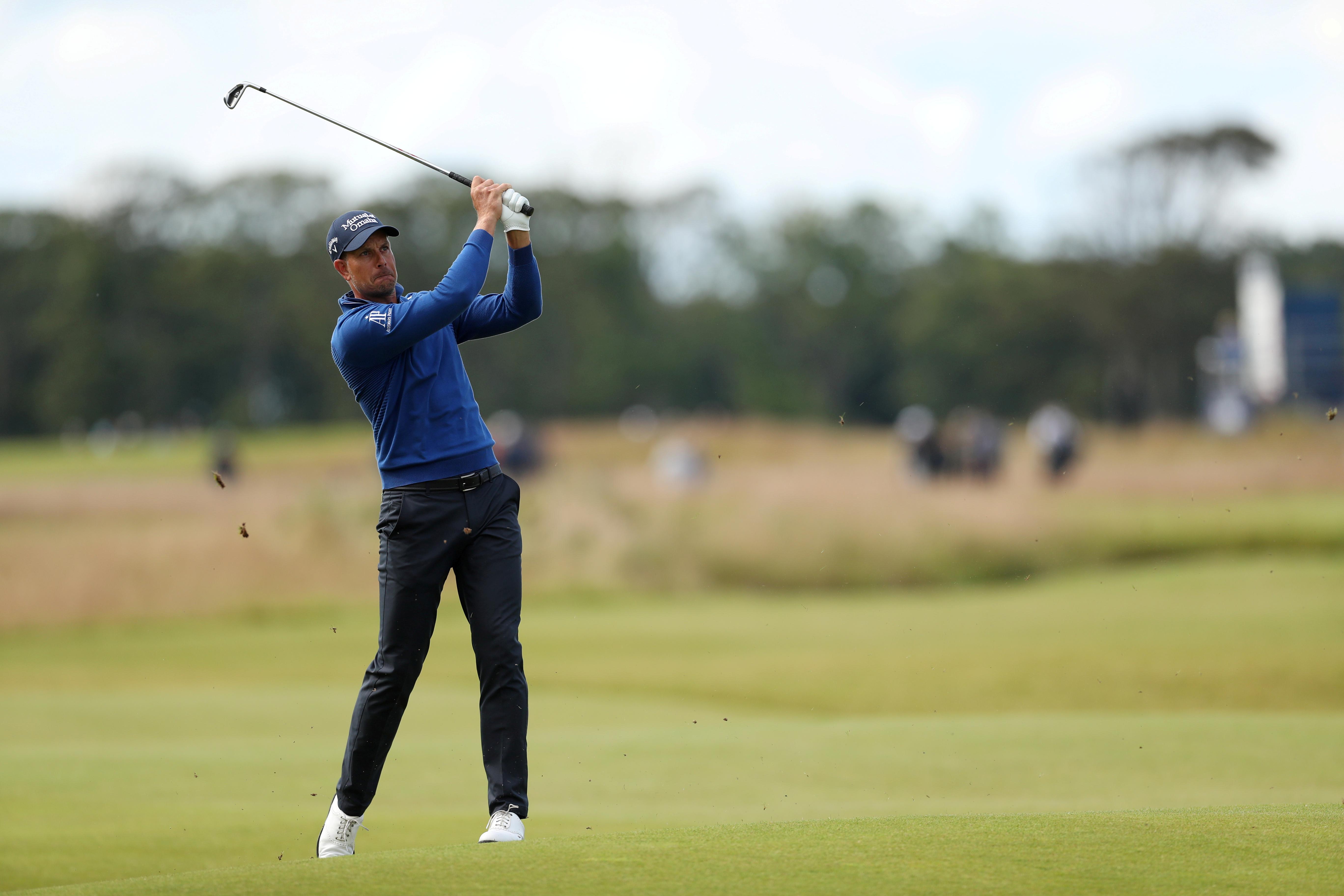 Golf: Stenson, Sorenstam to host 'innovative' mixed tournament in Sweden