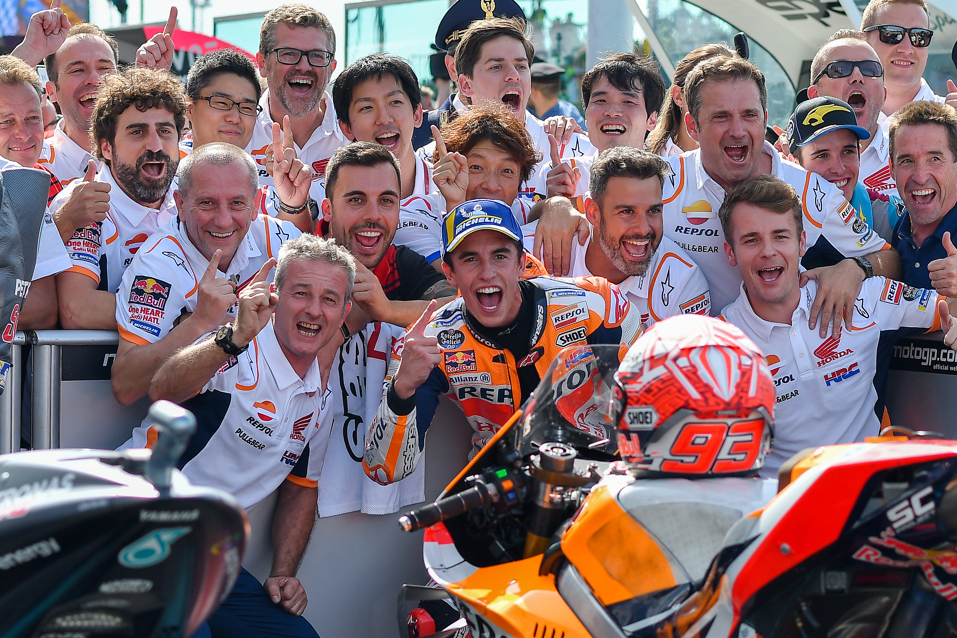 Motorcycling: Marquez extends MotoGP lead with San Marino win